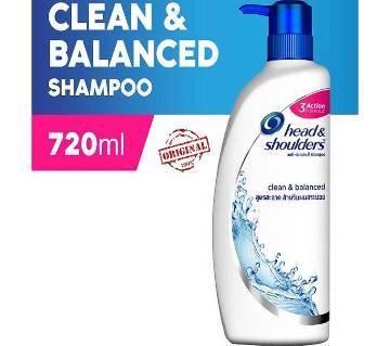 Head & Shoulders Anti Dandruff Shampoo 720ml - UK