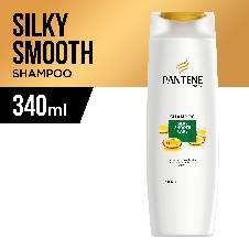 Pantene Pro-V Silky Smooth Care Shampoo 340ml - Thailand