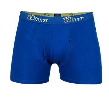 Winner Mens Deluxe Boxer - 43606 - Sodalite Blue