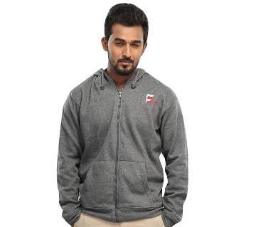 Winner Mens hoodie 0072- Grey