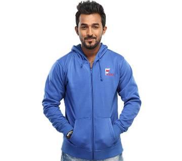Winner Mens hoodie 0072- R.Blue