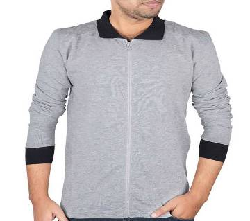 Mens Sweatshirt 337887 - Anthra