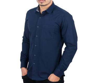 Menz Casual Shirt - 43649 - NAVY