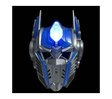 Transformer  LED FACE MASK FOR KIDS