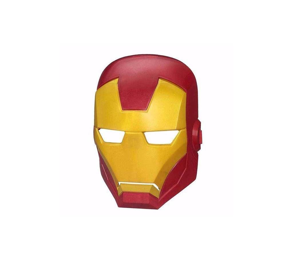 Iron Man LED ফেস মাস্ক ফর কিডস বাংলাদেশ - 916317