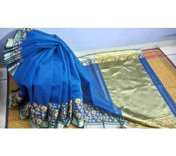 হাফসিল্ক জামদানি শাড়ি বাংলাদেশ - 5697441