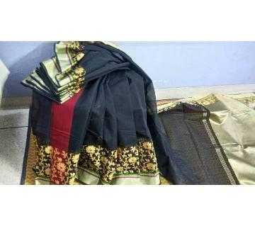 হাফসিল্ক জামদানি শাড়ি বাংলাদেশ - 5697491
