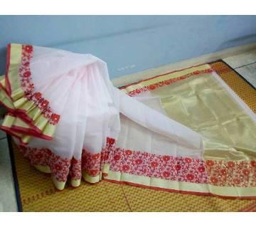 হাফসিল্ক জামদানি শাড়ি বাংলাদেশ - 5697521