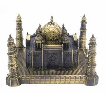 Taj Mahal Showpiece Metal - Special Gift