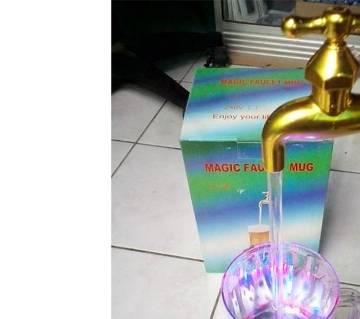 Water Tap Design Magic Faucet Mug