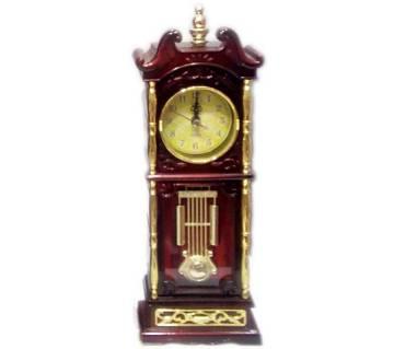 Pendulum almirah Clock