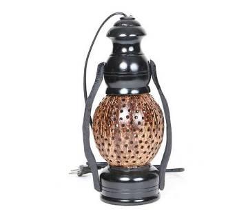 Decorative Coconut shell Lamp - Showpiece