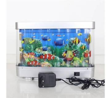 Children Gift LED Aquarium Lamp Fish