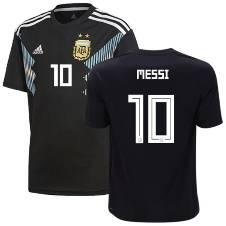 Messi 10 ওয়ার্ল্ড কাপ অ্যাওয়ে জার্সি-২০১৮ (100-120 GSM) - রেপ্লিকা