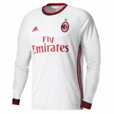 2017/18 AC Milan Away Full Sleeve Jersey copy