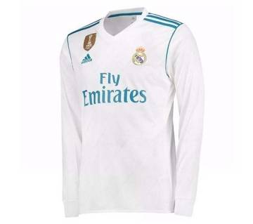 2017/18 Real Madrid Home copy Jersey
