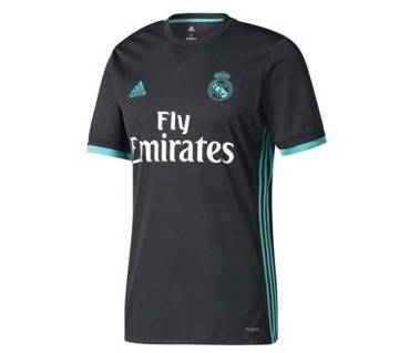 2017/18 Real Madrid Away copy Jersey