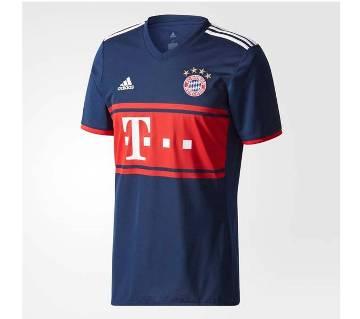 2017/18 Bayern Munich Away Half Sleeve Jersey copy