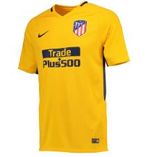 2017/18 Atletico Madrid Away Half Sleeve Jersey copy