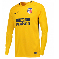 2017/18 Atletico Madrid Away Full Sleeve Jersey copy