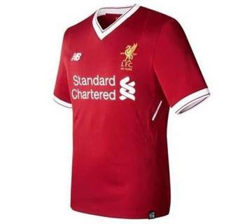2017/18 Liverpool Home copy Jersey