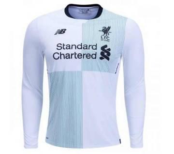 2017/18 Liverpool Away Full Sleeve Jersey copy