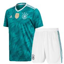 Germany Away Jersey With Pant copy