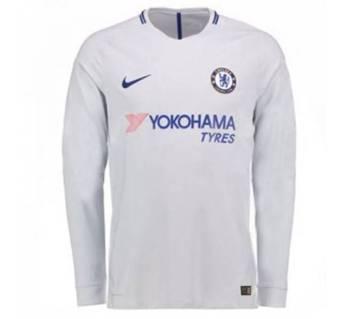 2017-18 Chelsea Away Full Sleeve Jersey - Copy
