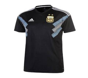 World Cup 2018 Argentina Away Short Sleeve Jersey