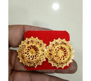Tops- Gold Plated Earrings