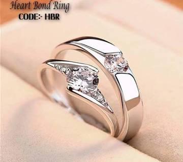 Heart Bond Ring