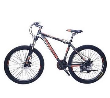 "Argus Bicycle - 26"" - Black and Orange"