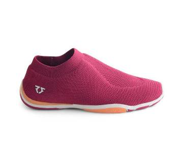 IFIQAS Hidrive Pink Slip On Pump Shoes For Women