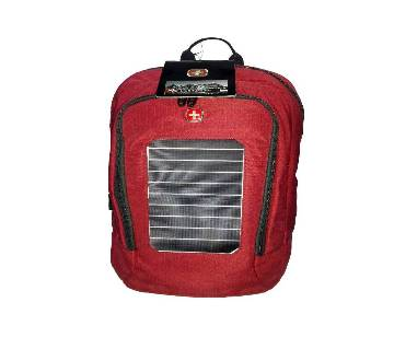 Swissgear Solar Charging Backpack for Travel