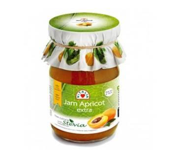 Vitalia apricot W stevia Diet Jam - 230 gm