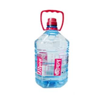 Jibon Natural Mineral Water 5 ltr