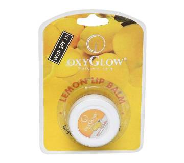 OxyGlow Lemon Lip Balm