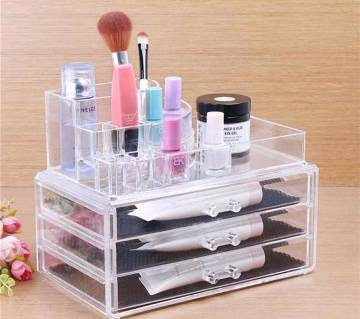 Cosmetic Organizer (3 Drawer)