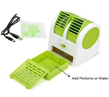 MINI PERFUME USB FAN AIR CONDITIONER