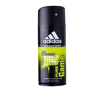 Adidas DEO Body Spray 150ml Spain