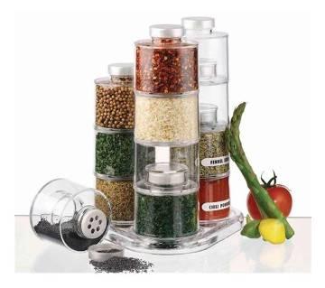 12 Piece Spice Jar