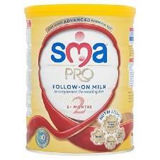 SMA 2 Follow On Milk Powder- 900 gm