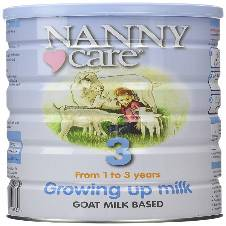 Nannycare Stage Three Growing Up Milk - 900 gm