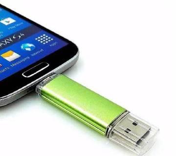 OTG & USB Pen Drive - 16 GB