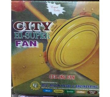 City Hi Super Ceiling Fan-56""