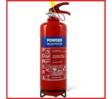 FIREX ABC 1kg Extinguisher with Wall Bracket
