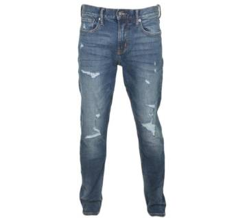 Menz Slim Fit Jeans Pants