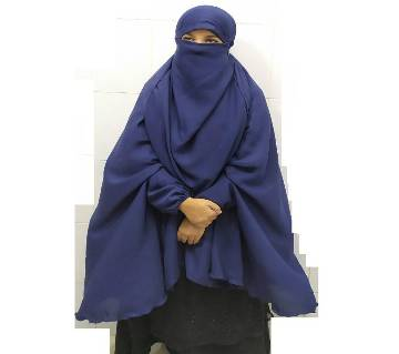 Women Khimmer with Niqab