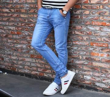 Semi Narrow Fit Jeans pants for Men