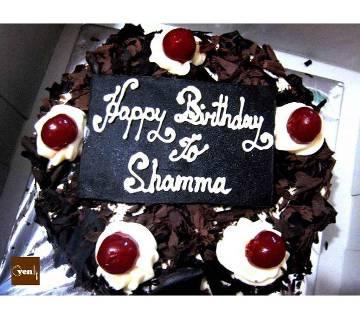 Blackforest Cake - 1 kg